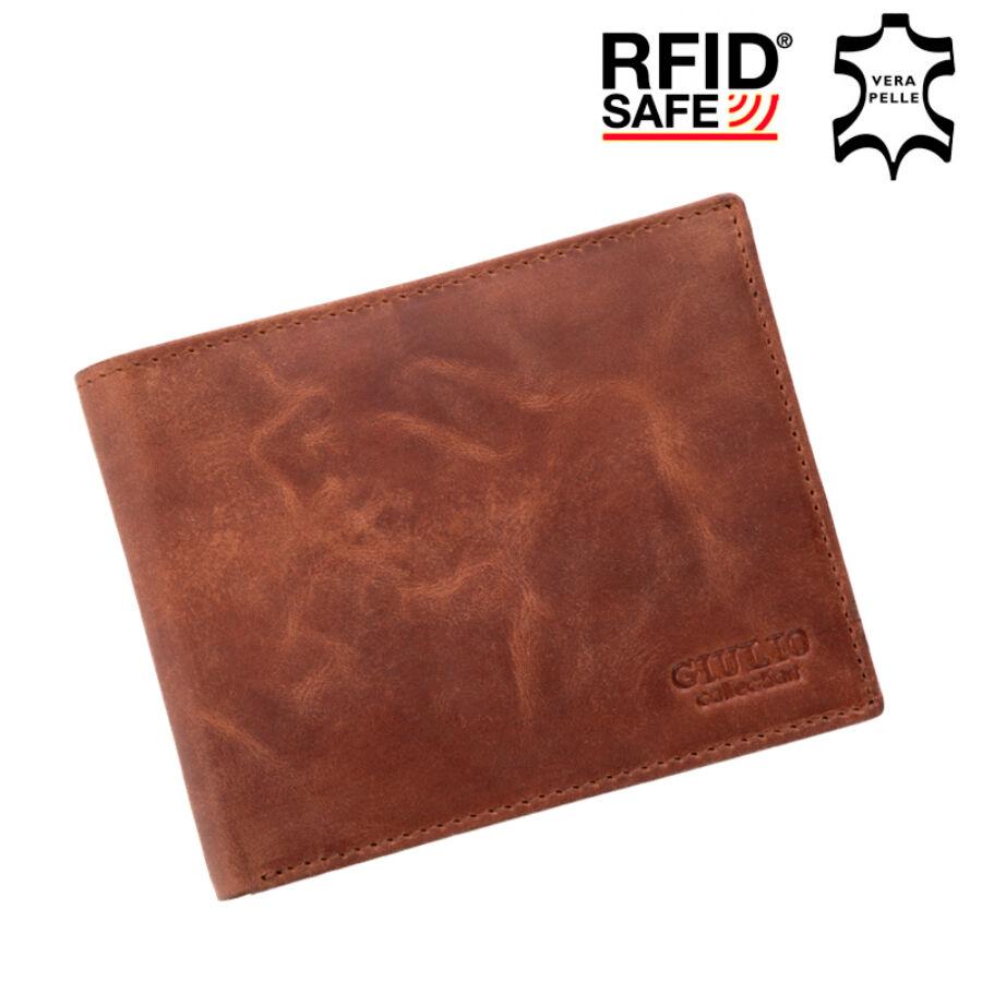 05ba291ab6 GIULIO valódi bőr férfi pénztárca díszdobozban RFID rendszerrel. GIULIO  valódi bőr férfi pénztárca díszdobozban RFID rendszerrel Katt rá a  felnagyításhoz