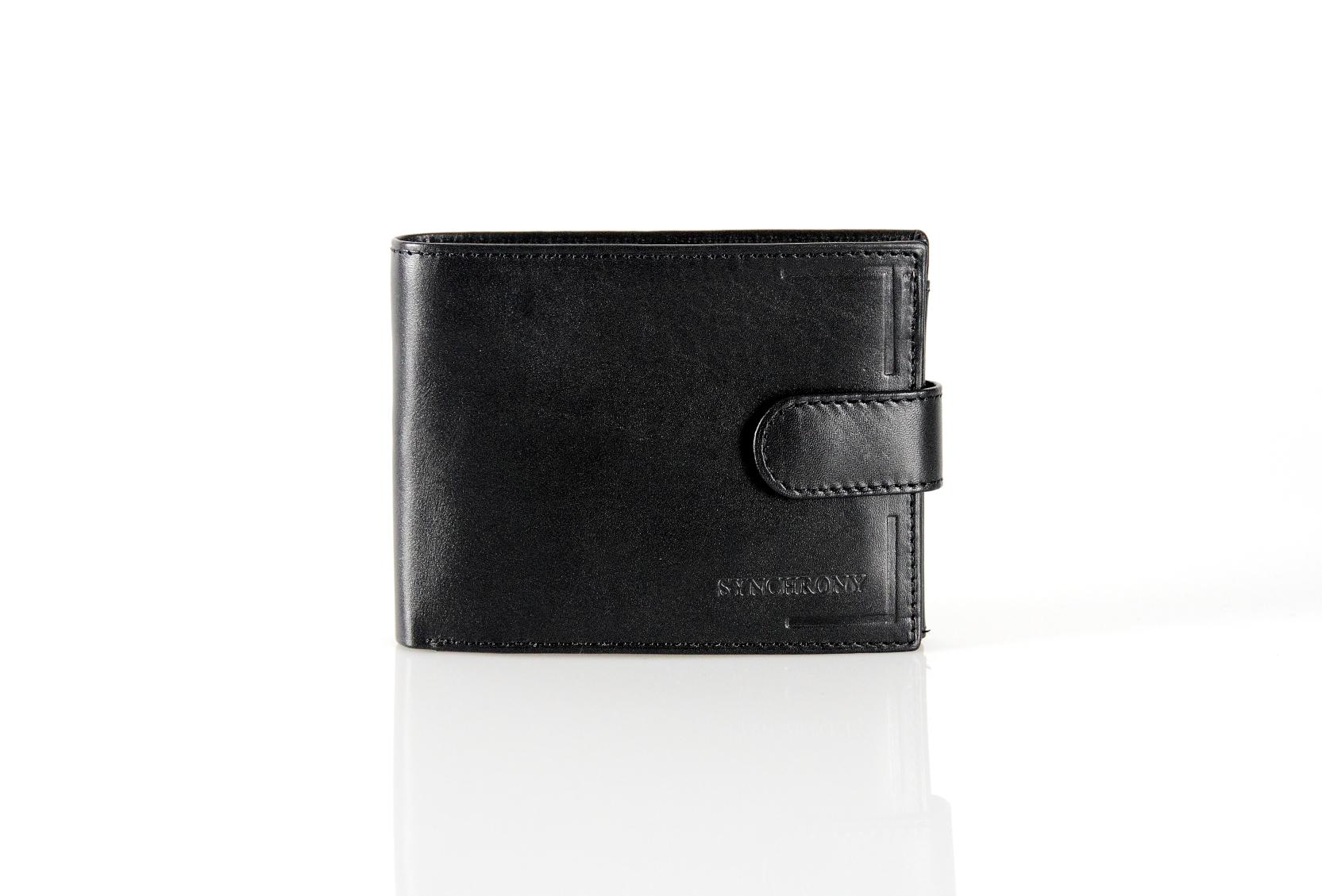 Synchrony valódi bőr férfi pénztárca díszdobozban - Férfi pénztárcák -  Etáska - minőségi táska webáruház hatalmas választékkal 4a1bd97255